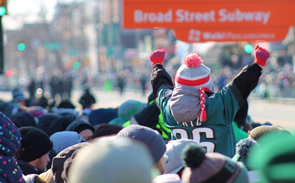 Eagles Parade